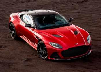 2019 Aston Martin DBS Superleggera First Look Review: A Brute In A Suit