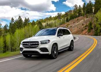2020 Mercedes-Benz GLS First Drive Review: The 4×4 S-Class
