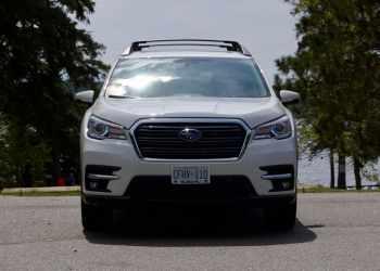 2019 Subaru Ascent Test Drive Review: Huge-aru