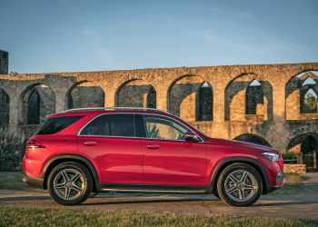 2020 Mercedes-Benz GLE First Drive Review: A Class Apart