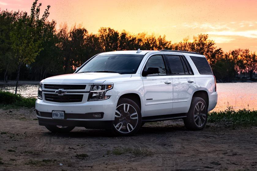 307 2018 Chevrolet Tahoe Test Drive Review: The False Negative