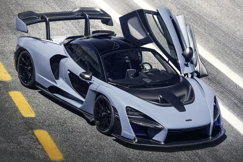 480 2019 McLaren Senna First Drive Review: Supercar Game Changer