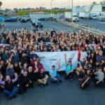 556 Tesla Model 3: 5000-car week achieved