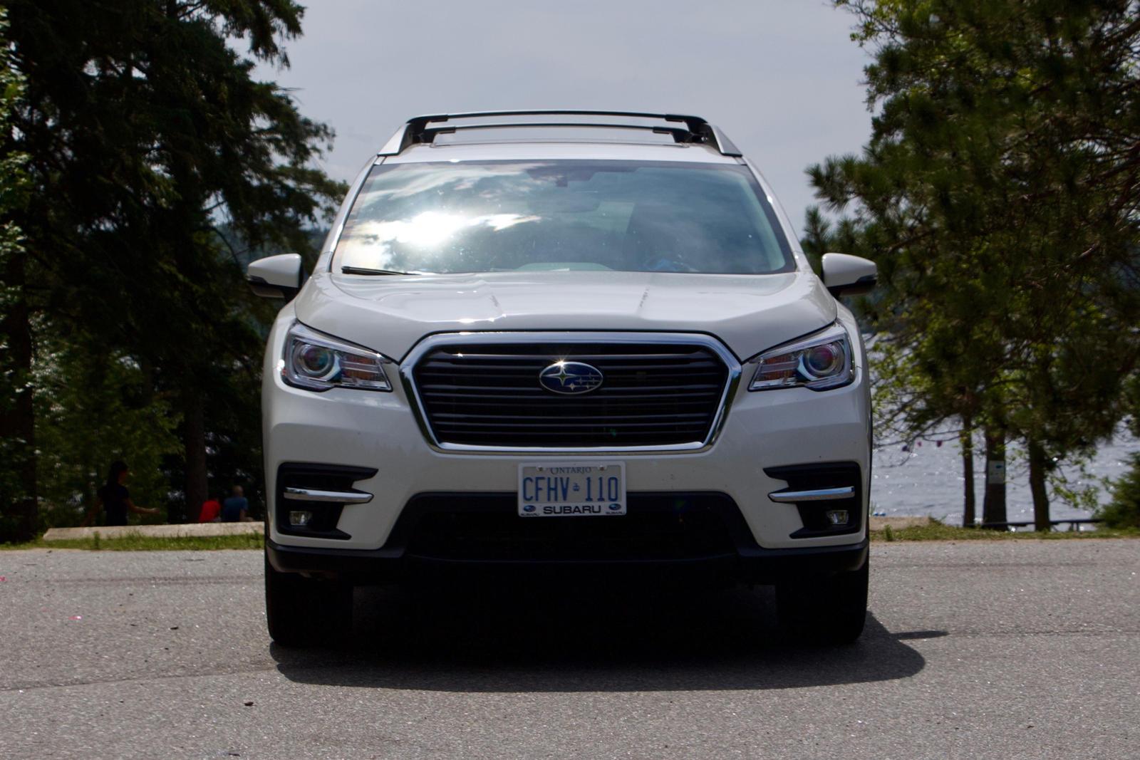 1360 2019 Subaru Ascent Test Drive Review: Huge-aru