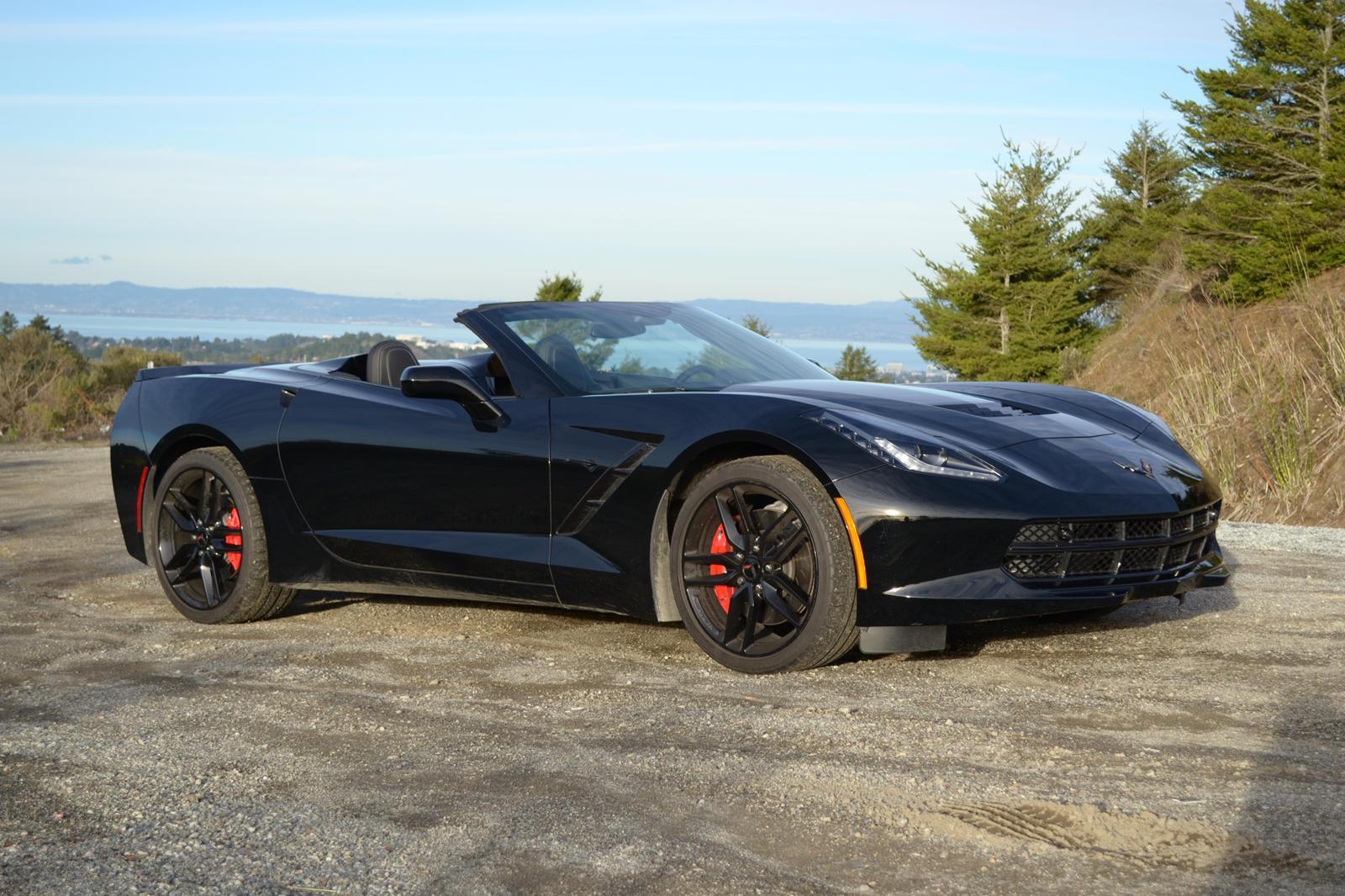 2735 2019 Chevrolet Corvette Stingray Convertible Test Drive Review: Supercar On A Budget