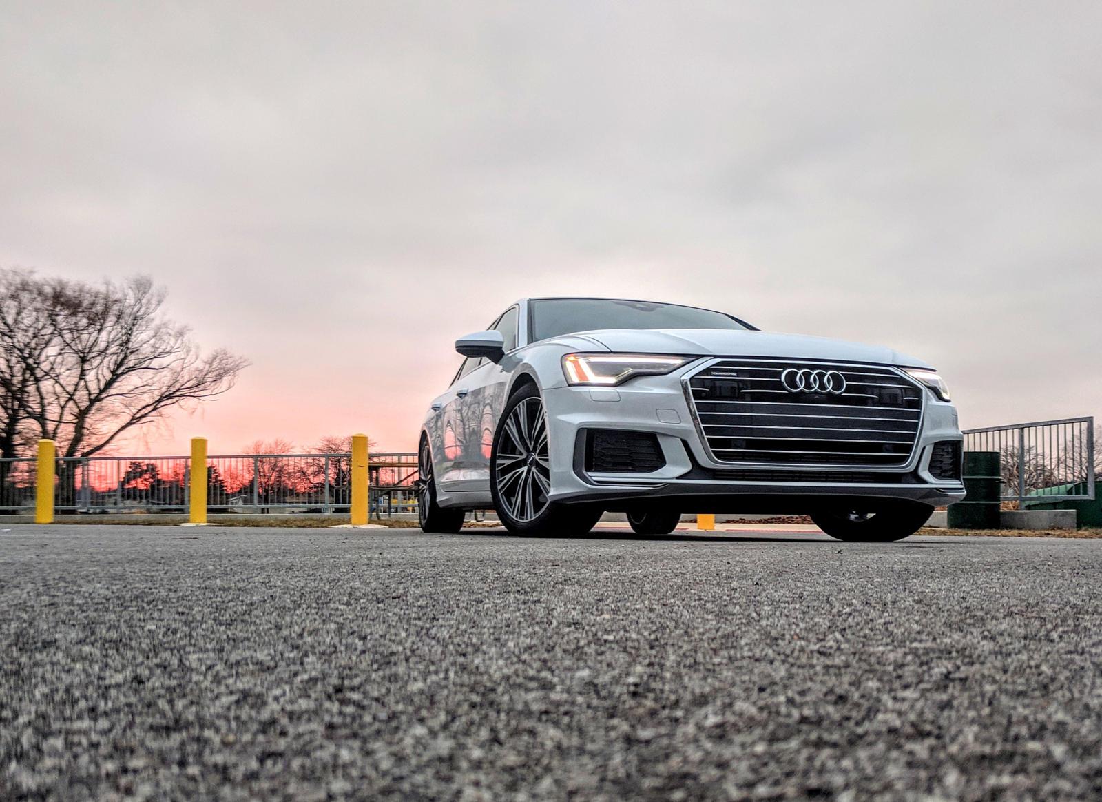 2755 2019 Audi A6 Test Drive Review: A 21st Century Magic Carpet Ride