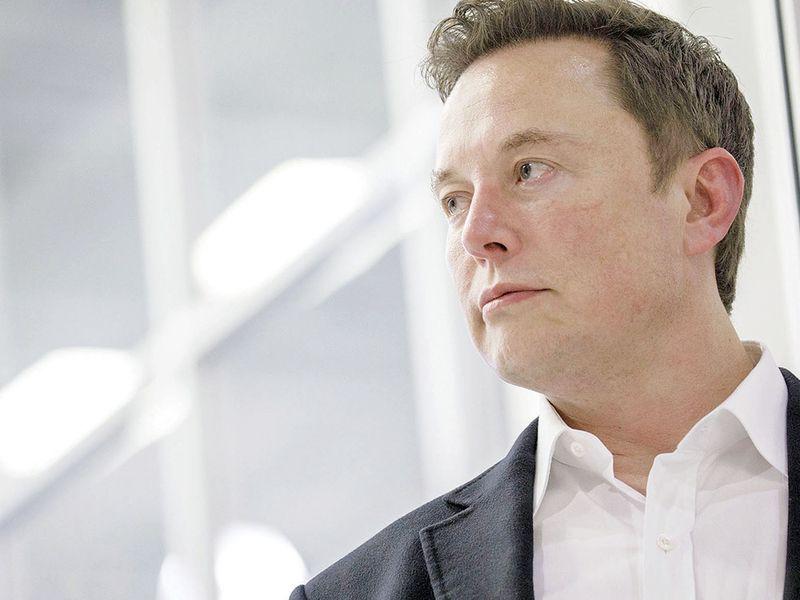4522 Musk suggests Tesla would build 'normal truck' if Cybertruck flops